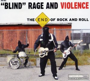 Blind Rage And Violence CD for sale