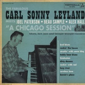 Carl Leyland Chicago Session CD