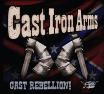 Cast Iron Arms Rebellion! CD for sale
