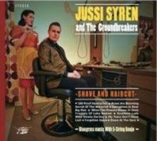 Jussi Syren Shave CD