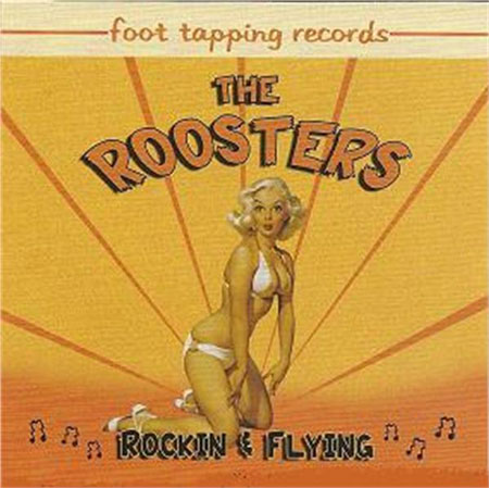 The Roosters Rockin & Flying CD for sale